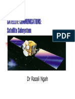 satellite comm Part II