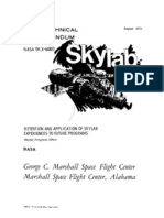 Retention and Application of Skylab Experiences to Future Programs