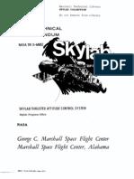 Skylab Thruster Attitude Control System
