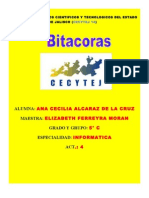 Bitacoras Del Aserradero