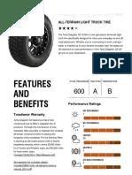 Terra Grappler G2 All-Terrain Light Truck Radial Tires _ Nitto Tire