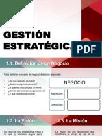 1. GESTION ESTRATEGICA
