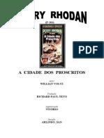 P-203 - A Cidade dos Proscritos - William Voltz.doc