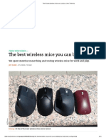 The 6 Best Wireless Mice You Can Buy _ Ars Technica