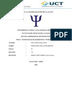 ESTRATEGIAS DE MARKETING Y PUBLICIDAD