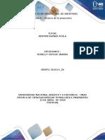 PASO 6_AVENCE DE LA PROPUESTA