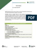 Ficha Técnica Curso Bioeconomía- Conceptos Generales