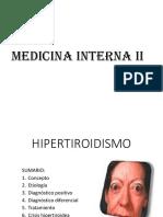 CONF - HIPERTIROIDISMO
