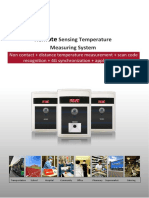 Barpos Temperature measuring system