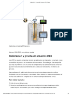 Calibración Y Prueba De Sensores RTD _ Fluke