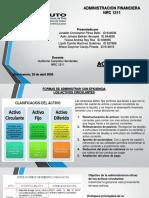 Actividad 3 Administración financiera