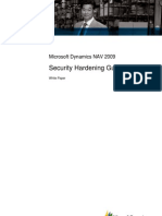 Security Hardening Guide