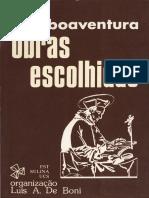 São Boaventura - O Governo da Alma e 3 Caminhos da espiritualidade.pdf