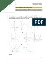 4.S6 SOL Intervalos de concavidad. Criterio de la 2da derivada