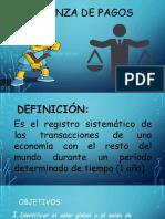 Balanza de pagos Colombia