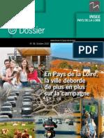 INSEE_répartition population pays de Loire octobre 2010
