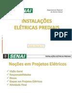 Predial - Noções em Projetos Elétricos