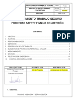 1. PTS-022 Proyecto Safety Finning Concepción