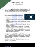 Visa D7- Vive en portugal