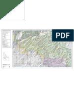Danskin Mountains Map