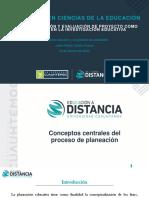 Conceptos centrales planeación_Cataño_Julián
