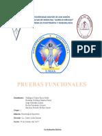 Informe Pruebas Funcionales (Deportiva)