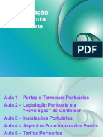 Aula Operação Portuária - Sistemas de Transportes FTC.pdf