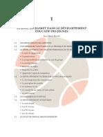 LE RÔLE DU BASKET DANS LE DÉVELOPPEMENT ÉDUCATIF DES JEUNES (1)