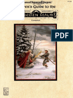 Player's Guide to the Forgotten Realms