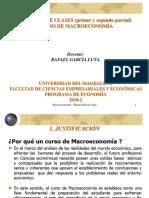 Resumen de Clases_Macroeconomía_2020