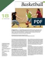 Basketball. cahier pratique