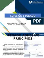 SUJECIÓN Y PEGADO PRODUCCIÓN