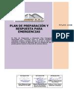 PLAN DE PREPARACIÓN Y RESPUESTA PARA EMERGENCIAS TEINCOMIN 2020.