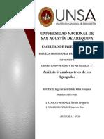 INFORME N°1 DE LABORATORIO DE ENSAYO DE LOS MATERIALES