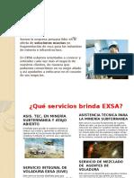 EXSA -furukawa PPT