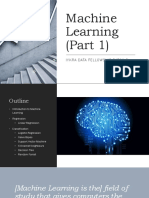 Summary_MachineLearning(Part1)
