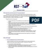 FTTT Educators Guide