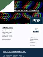 Usodebacteriasnaindustria