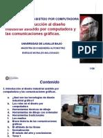 Tema 0_2-Introducción al diseño industrial asistido por computadora y las comunicaciones gráficas-Lasalle