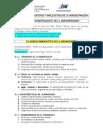 BUROCRAT, ESTRUCTURAL, CONDUCTISTA (1)