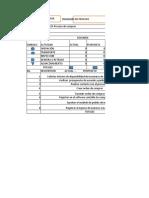 Diagrama de procesos cargos
