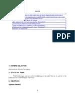Cancer de Pulmon (Protocolo II)