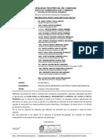 15-05-20 INF. MUL. Nº007-2020-MPC-GAF-RRHH EL QUE INDICA