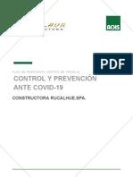 Control y Prevencion Ante Covid-19