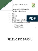 3. Características Físicas do Brasil - GEO 7ª Ano (postar) - Cópia