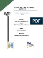 Actividad II Contrato de Suministro.docx