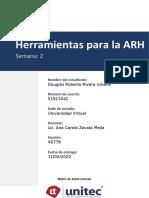 Rivera_tarea 2.1 Herramientas para la ARH