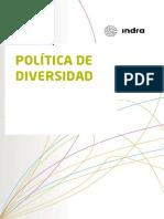 6. Política de Diversidad