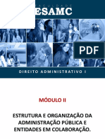 Material de Apoio_Direito Administrativo I_Módulo II