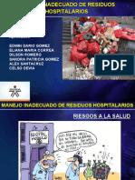 residuos hospitalarios SENA presentacion (1).ppt
